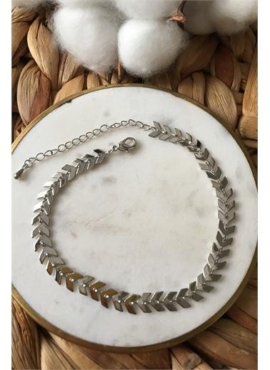 My Joyas Design Bijuteri Halhal Gümüş